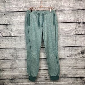 Adidas by Stella McCartney Sea-foam Green Joggers